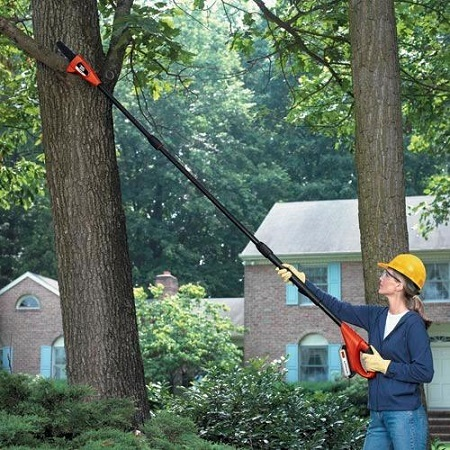 Black+Decker LPP120 Cutting branches